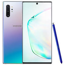 Samsung galaxy note 10+ (plus) with stylus