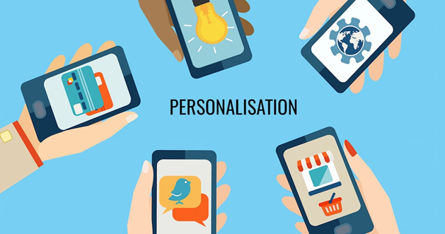 Personalisation using device model detection