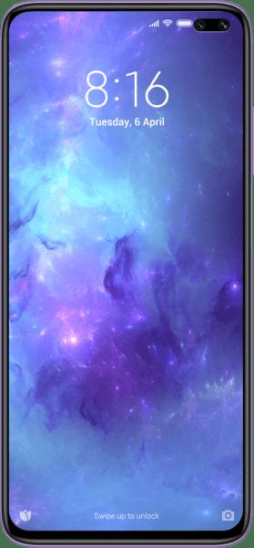 Xiaomi Poco X2 front image